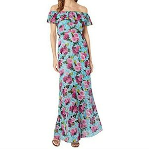 Betsy Johnson Maxi Dress